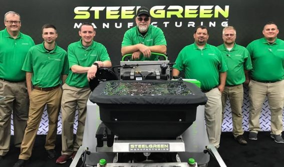 Steel Green Manufacturing Team