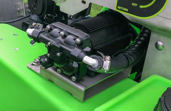 hypro pump on sg models