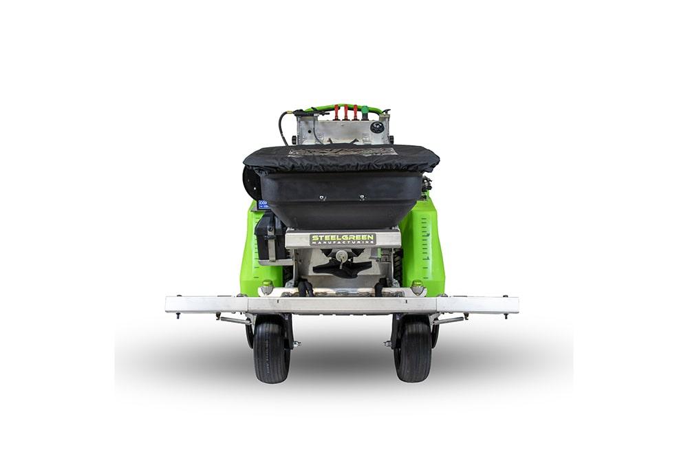 sg46 sprayer spreader front view