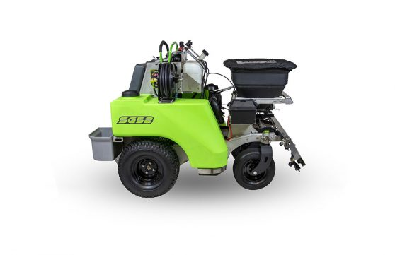 SG52 sprayer and spreader