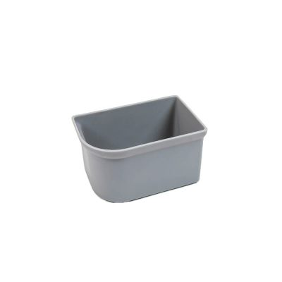 Silver Fertlizer Box - Right